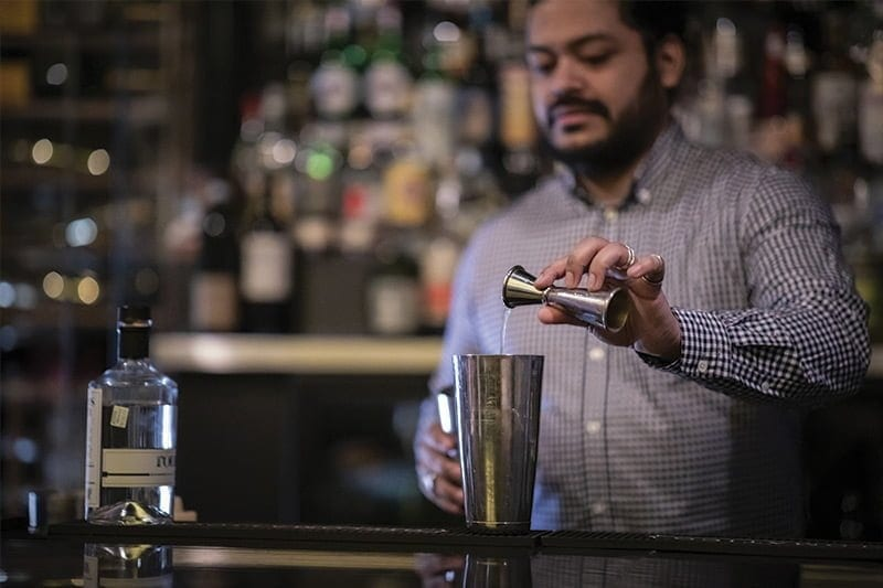 Discover Anik's cocktail at Duvernois Creative Spirits